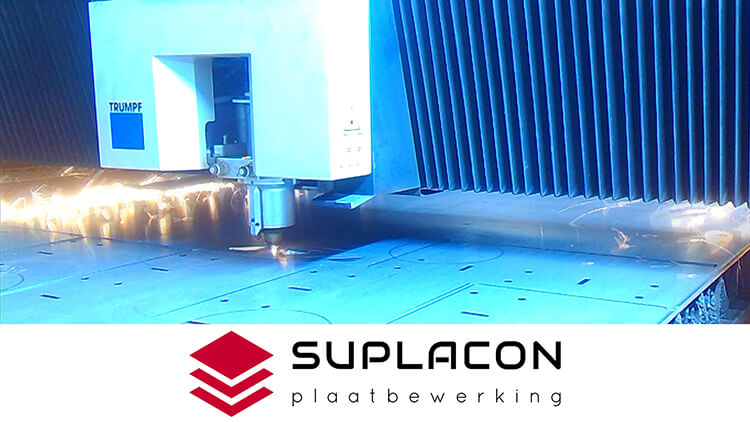 WiCAM in bedrijf:  Plaatwerk365 | Powered by Suplacon