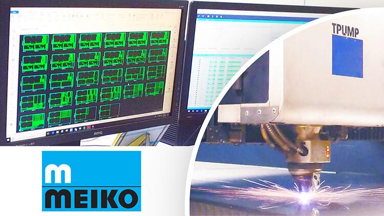 CAD/CAM Konzernlösung bei Meiko – Gemeinsam sauber gewachsen