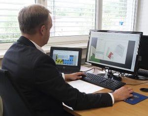 Vollautomatisierbares CAD/CAM System für alle CNC-, Laser-, Stanz-, Wasser-, Plasma-, Cutter-, Scheren-, Portalfräs- und Kombimaschinen.