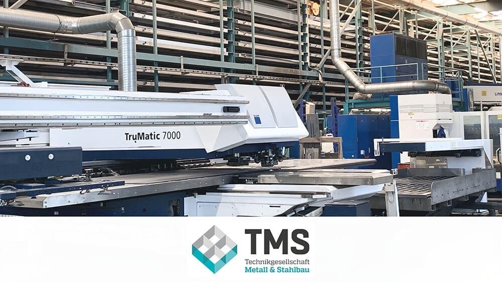 TMS programmiert mit WiCAM