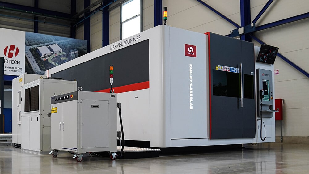New Post Processor for HGTECH MARVEL Fiber Laser Machines