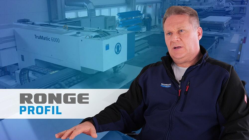 Etude de cas Ronge Profil GmbH